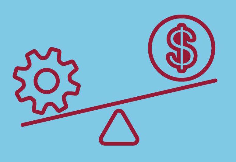 Leveraging Risk Icon